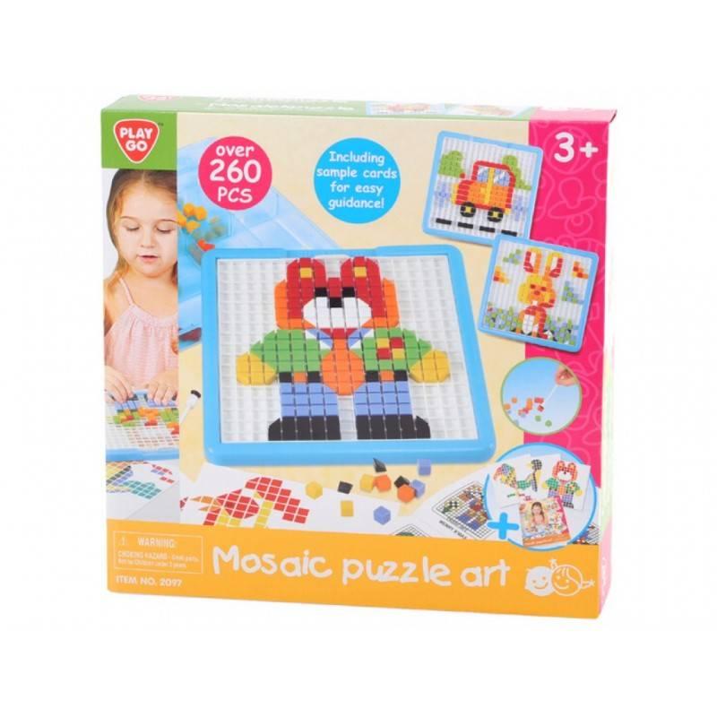 Playgo mosaïque cube