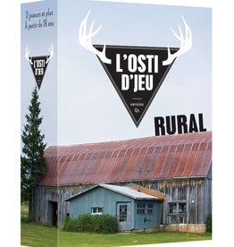 L'Osti d'jeu extension rural