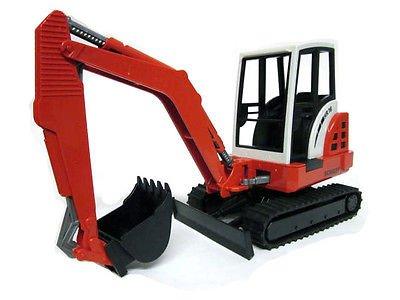 Bruder Mini excavatrice HR16
