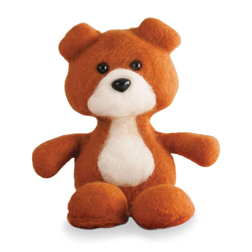 fuzzeez ours en peluche