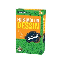 Fais-moi un dessinMC junior
