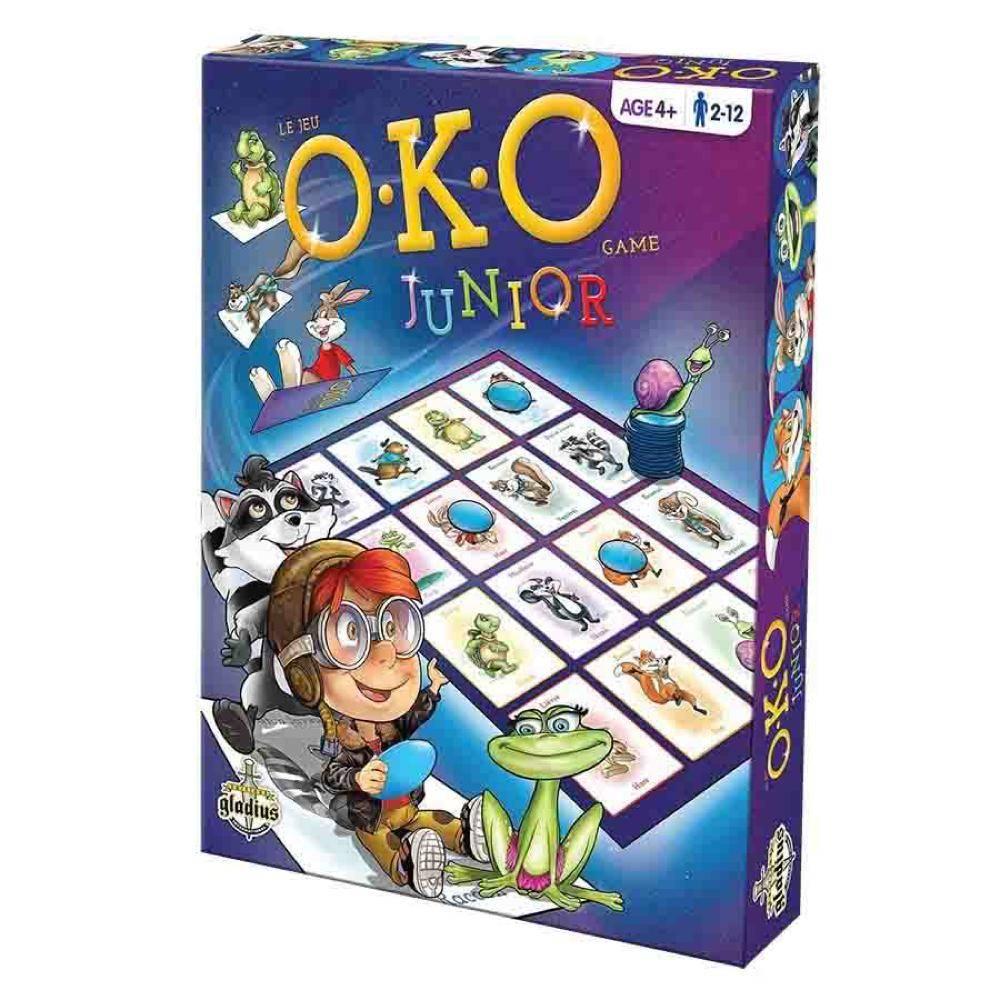 Le jeu O-K-O Junior
