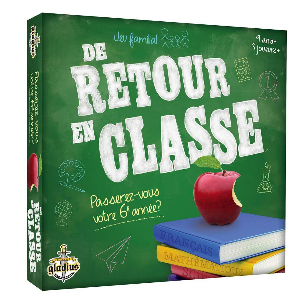 Gladius De retour en classe