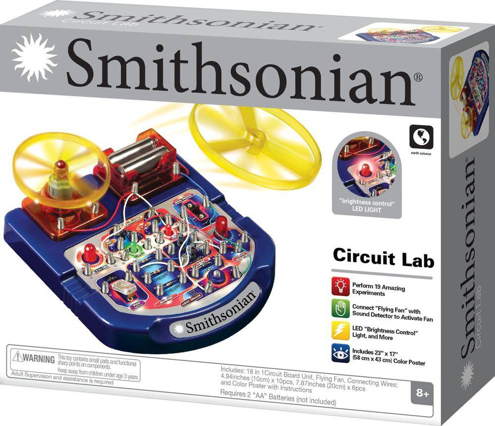 Laboratoire de 18 circuits