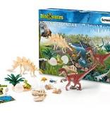 Schleich Calendrier de l'Avent Schleich Dinosaure
