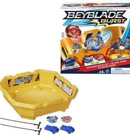 Hasbro Beyblade ensemble duel épique