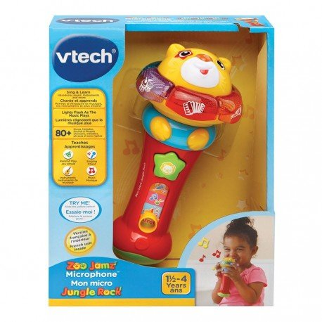 Vtech Mon micro jungle rock