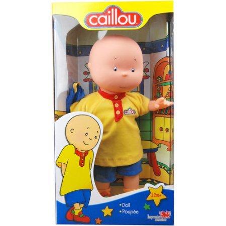 Mon ami Caillou