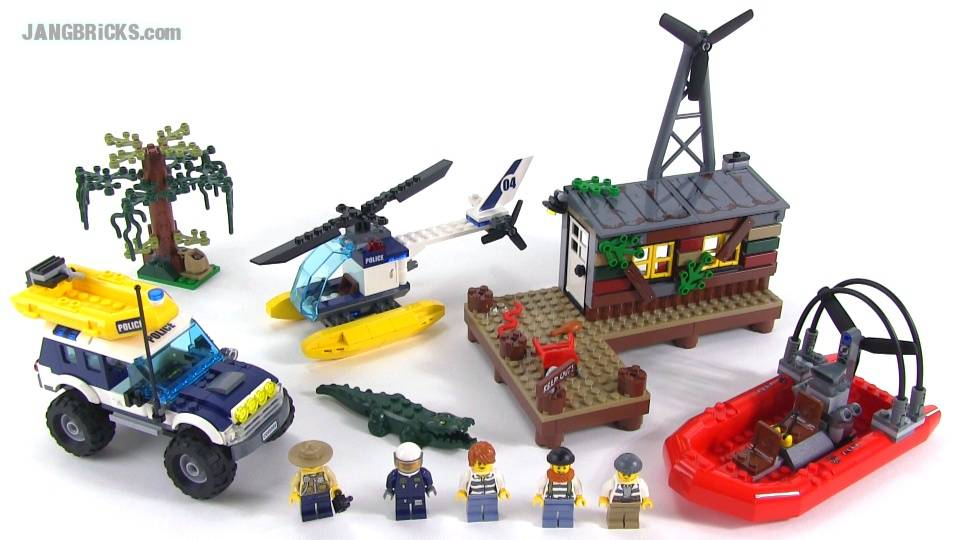 Lego La cachette des bandits