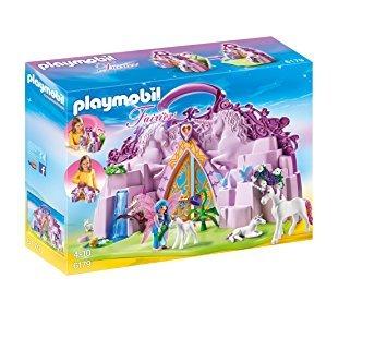 Playmobil Ilot enchanté transportable