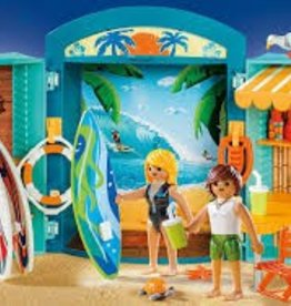 Playmobil coffret de surf