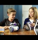Cyber robot programmable