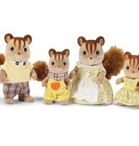 Calico Critters Famille Suisse Noisette