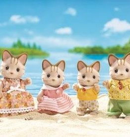 Calico Critters Famille chat Sandy