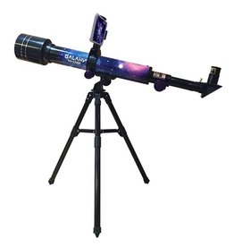 Télescope astronomique Galaxy Tracker