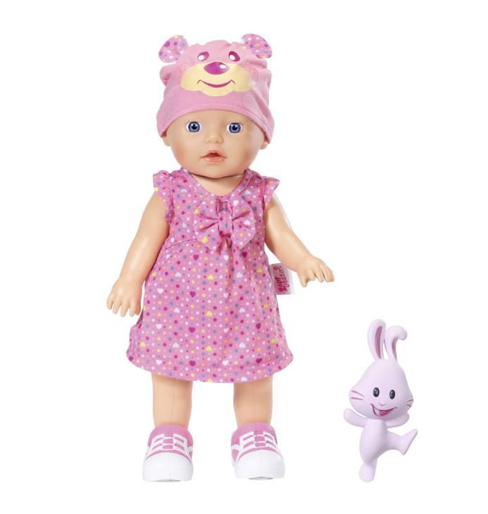 poup e baby born qui marche galerie du jouet. Black Bedroom Furniture Sets. Home Design Ideas