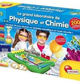 Petit génie - Le grand laboratoire de physique et chimie
