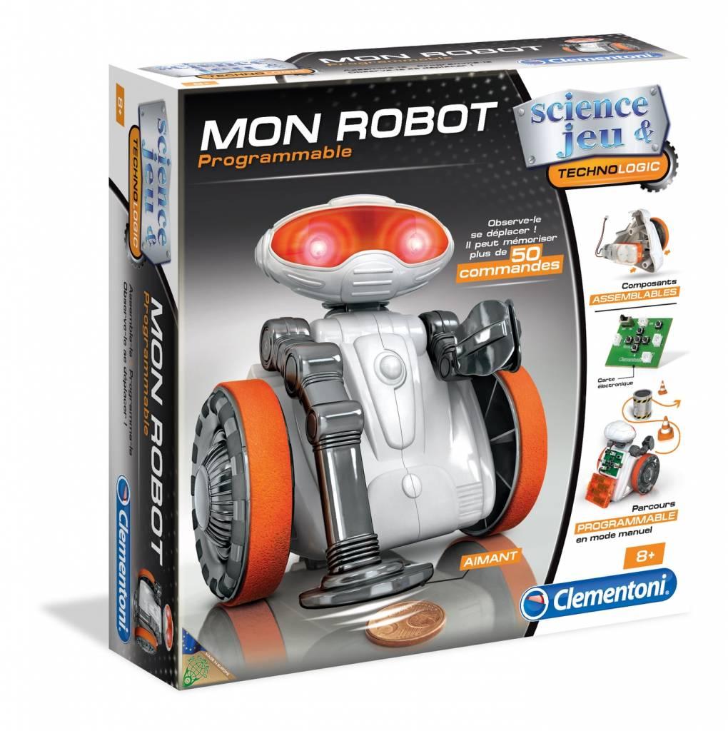 Clementoni Mon robot programmable