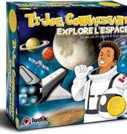 Ludik Explore l'espace