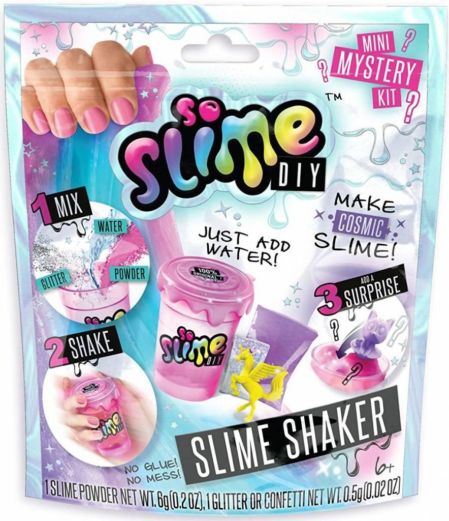 So slime DIY So slime DIY   slime shaker mini ensemble mystère