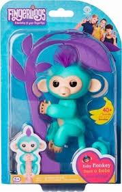 WowWee Fingerlings Bébé singe à porter sur son doigt