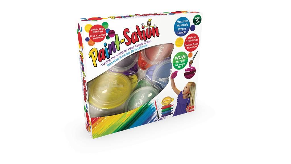 Paint-Station 5 pots de peinture