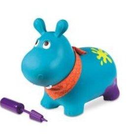 Ballon sauteur hippopotame