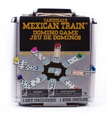 Train mexicain-jeu de dominos double 12