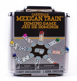 Cardinal Train mexicain-jeu de dominos double 12