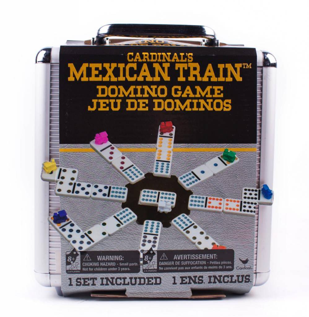 Spin Master Mexican trails jeu de dominos double 12