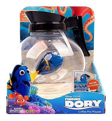 Verseuse à café avec poisson robot Doris