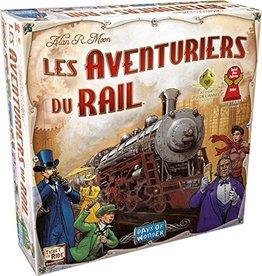 Les Aventuriers du Rail  - États-unis