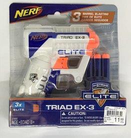 TRIAD EX-3 Mini pistolet à fléchette