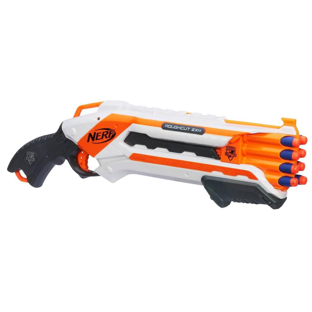 ROUGHT CUT 2X4 fusil à pompe à flechette