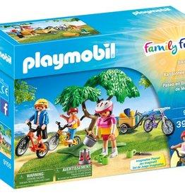 Playmobil Randonnée à vélo