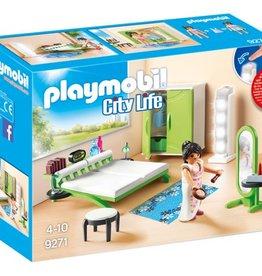 Playmobil Ensemble de chambre avec espace maquillage