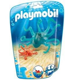 Playmobil Pieuvre et son petit