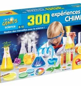 Petit génie- Kit de 300 expériences de chimie