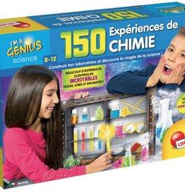 Petit génie - Kit de 150 expériences de chimie