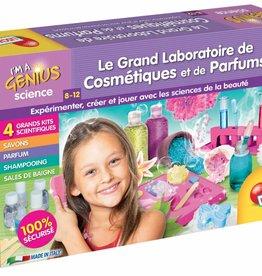 Petit génie -Le grand laboratoire des cosmétiques et des parfums