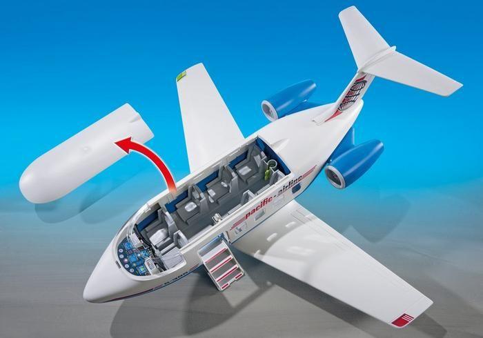 Playmobil Avion passager