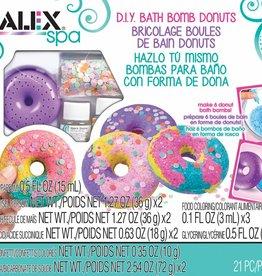 Alex Spa Fabrique de boules de bain beignets