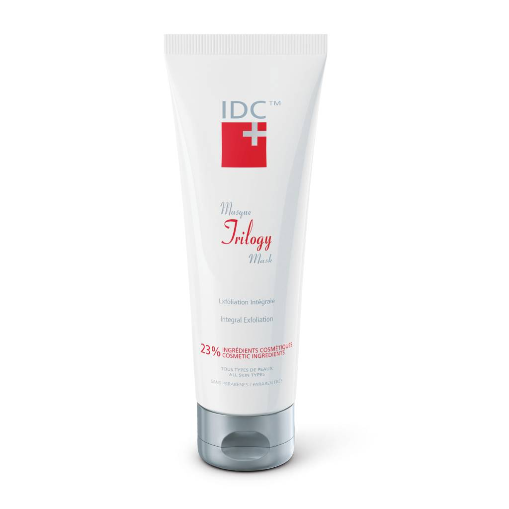 IDC Dermo IDEAL Multi-Correction – Trilogy Mask & Triple Action Integral Exfoliation