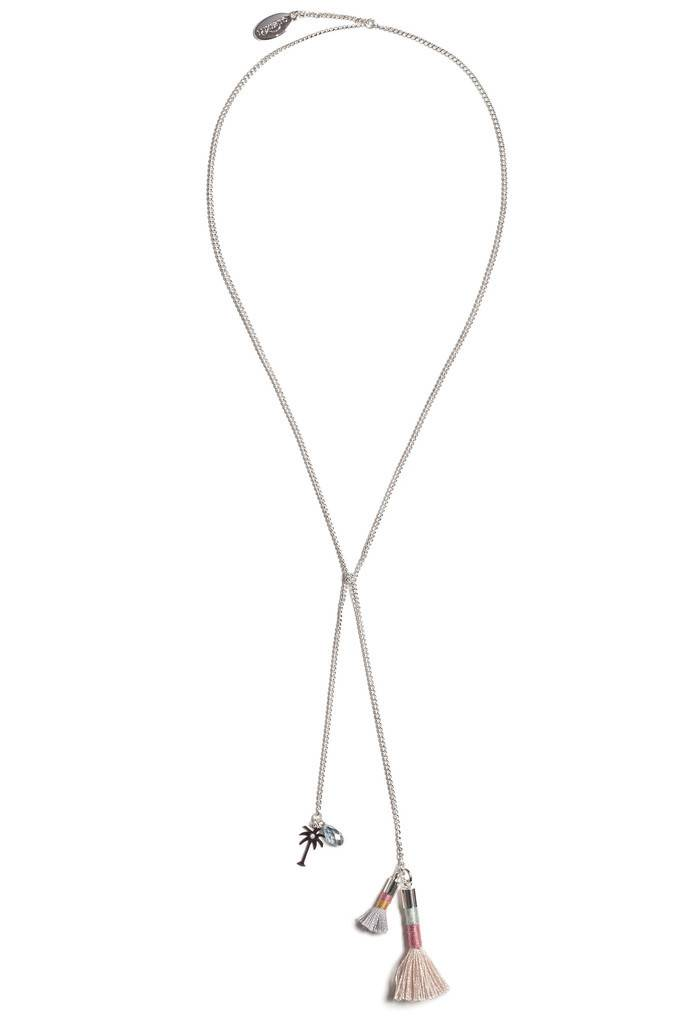 Luxetto LYCO - Silver Necklace