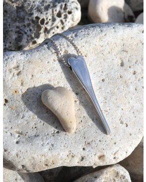 Ciao Angel Coeur Inspiration Nature -Collier Long