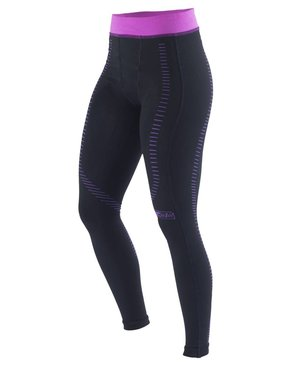 EC3D Compressgo Compression Tights (Black and Fushia)