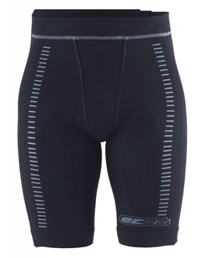 EC3D Compressgo Compression Shorts (Black and Grey)