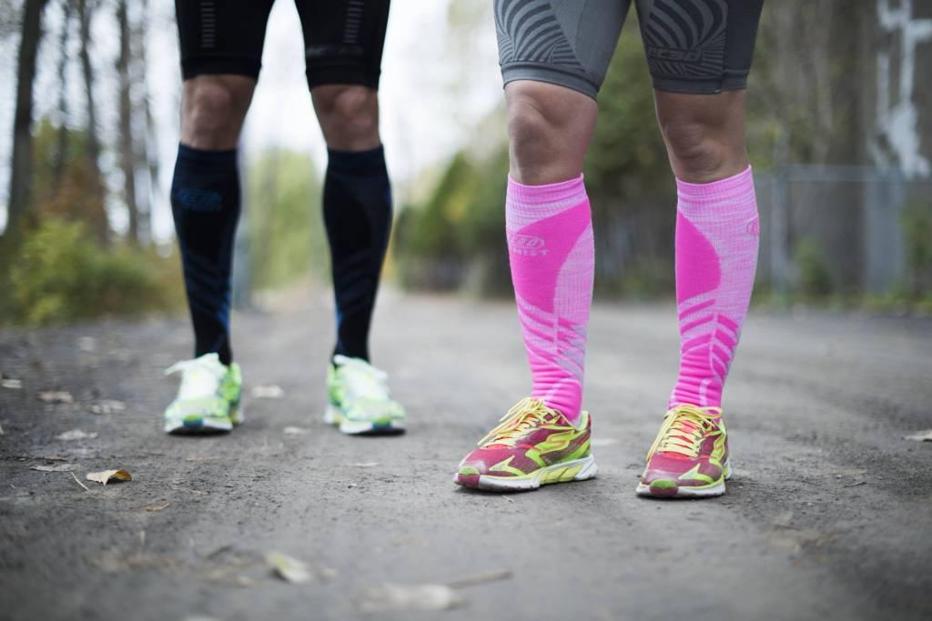 EC3D Calibrated Compression Twist Socks