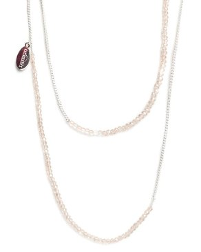 Luxetto ALINA - Pink Necklace
