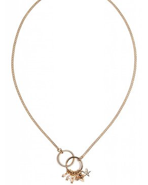Luxetto FLO Necklace - Gold